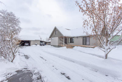 Single Family Home Sold: 1325 Methow St