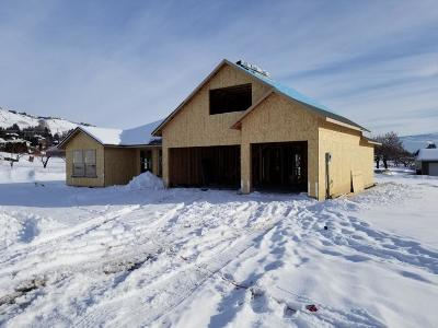 East Wenatchee Single Family Home For Sale: 2777 NW Arlenes