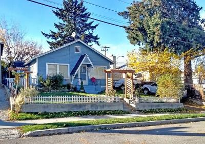 Wenatchee Single Family Home For Sale: 904 Cashmere St