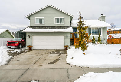East Wenatchee Single Family Home For Sale: 2346 Silo Dr