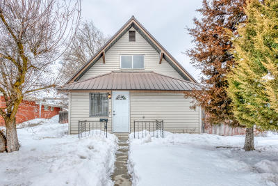 Cashmere Single Family Home For Sale: 305 Cottage Ave