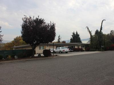 Wenatchee Single Family Home For Sale: 1231 Monitor Ave