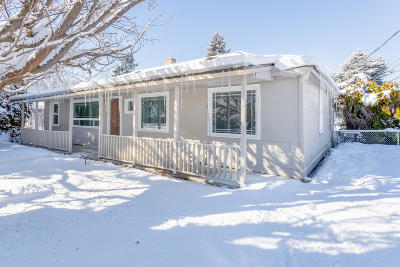 Wenatchee, Malaga Single Family Home For Sale: 420 S Miller St