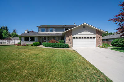 Wenatchee, Malaga Single Family Home For Sale: 2122 Sutton Pl