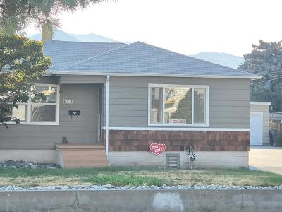 Wenatchee Single Family Home For Sale: 650 Okanogan Ave