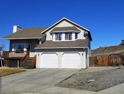 East Wenatchee Single Family Home For Sale: 2470 Highland Pl