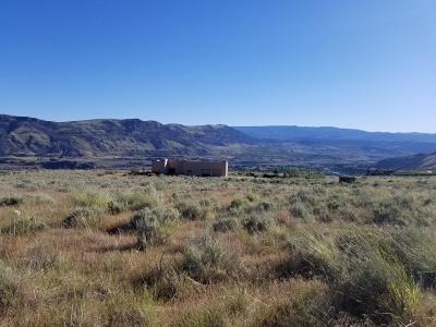 East Wenatchee, Rock Island, Orondo Single Family Home For Sale: 6551 Keane Grade