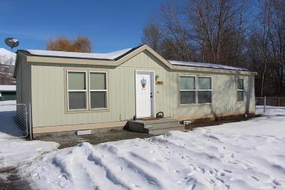 Monitor WA Manufactured Home For Sale: $239,900