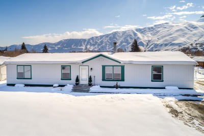 Wenatchee WA Manufactured Home For Sale: $280,000