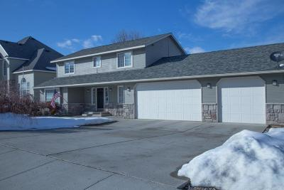 Wenatchee, Malaga Single Family Home For Sale: 1640 Rainier St