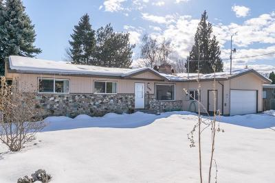 East Wenatchee Single Family Home For Sale: 1584 Tedford St
