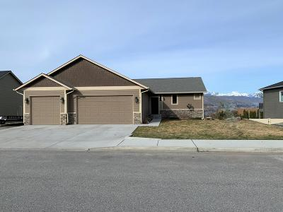 East Wenatchee Single Family Home For Sale: 2798 N Breckenridge Dr