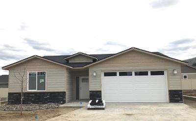 Wenatchee WA Single Family Home For Sale: $354,900