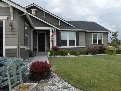 East Wenatchee, Rock Island, Orondo Single Family Home For Sale: 1710 S Blanchard Loop