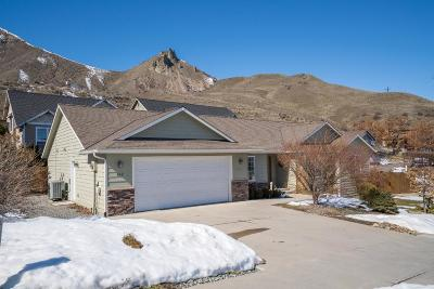 Wenatchee Single Family Home For Sale: 612 Grandview Loop