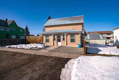 Waterville Single Family Home For Sale: 205 W Ash St