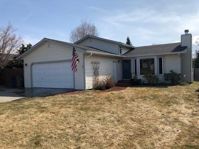 East Wenatchee Single Family Home For Sale: 608 10th St