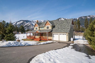 Leavenworth Single Family Home For Sale: 9791 Hill