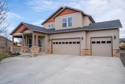 East Wenatchee Single Family Home For Sale: 1498 Copper Loop