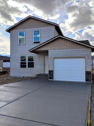 East Wenatchee, Rock Island, Orondo Single Family Home For Sale: 1460 Sally Jean Way