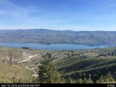 Chelan Residential Lots & Land For Sale: 506 Hawk's Ridge Rd