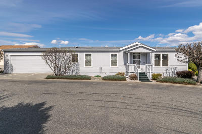 Wenatchee Manufactured Home For Sale: 1608 Fairview Ave