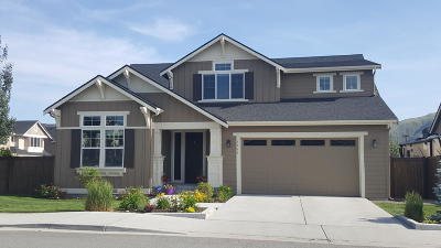 East Wenatchee, Rock Island, Orondo Single Family Home For Sale: 1766 S Blanchard Loop