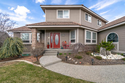 East Wenatchee Single Family Home For Sale: 707 Briarwood Dr