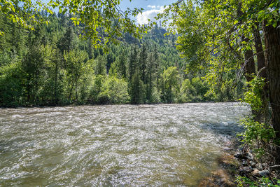 Entiat Residential Lots & Land For Sale: 8847 Entiat River Rd