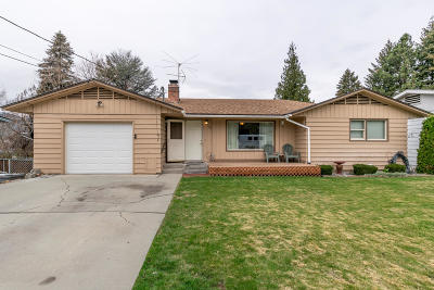 East Wenatchee Single Family Home For Sale: 1376 Clements Cir
