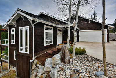Leavenworth Single Family Home For Sale: 20670 Miracle Mile