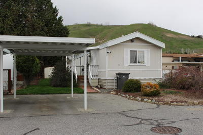 Wenatchee Manufactured Home For Sale: 1608 N Western Ave #15
