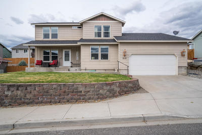 East Wenatchee Single Family Home For Sale: 1213 Juno St