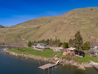 Wenatchee Manufactured Home For Sale: 9105 Us Hwy 97a