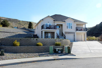 East Wenatchee, Rock Island, Orondo Single Family Home For Sale: 723 19th St