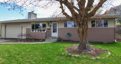Wenatchee Single Family Home For Sale: 1255 Millerdale Ave