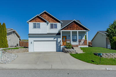 East Wenatchee Single Family Home For Sale: 313 S Mary Ave