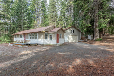 Leavenworth Single Family Home For Sale: 18100 Nason Ridge Rd