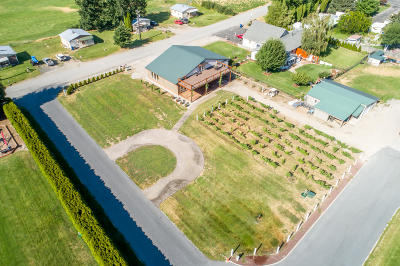 Cashmere WA Commercial For Sale: $495,000