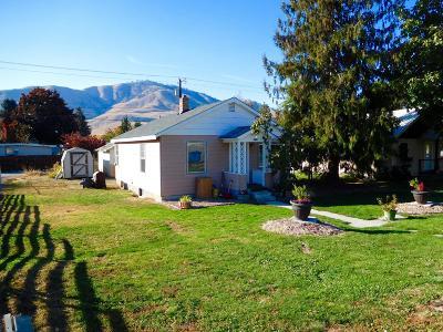 Chelan WA Single Family Home For Sale: $249,950