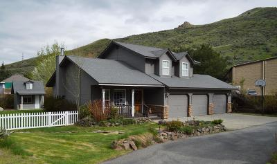 Wenatchee, Malaga Single Family Home For Sale: 2023 Skyline Dr