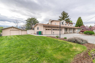 East Wenatchee, Rock Island, Orondo Single Family Home Active - Contingent: 200 S Iowa Ave
