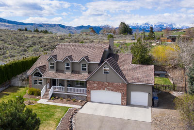 Wenatchee, Malaga Single Family Home For Sale: 347 Stoneybrook Ln