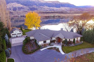 East Wenatchee, Rock Island, Orondo Single Family Home For Sale: 5120 Sr 28