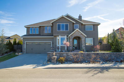 East Wenatchee, Rock Island, Orondo Single Family Home For Sale: 2610 Fancher Lndg