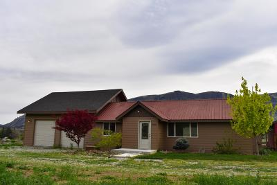 East Wenatchee, Rock Island, Orondo Single Family Home Active - Contingent: 4850 Rock Island Rd