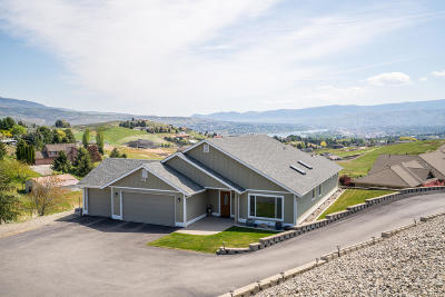 Wenatchee, Malaga Single Family Home For Sale: 4165 Crestview St