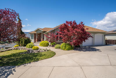 East Wenatchee, Rock Island, Orondo Single Family Home For Sale: 801 Briarwood Dr