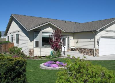 East Wenatchee, Rock Island, Orondo Single Family Home For Sale: 42 Makenna Ln