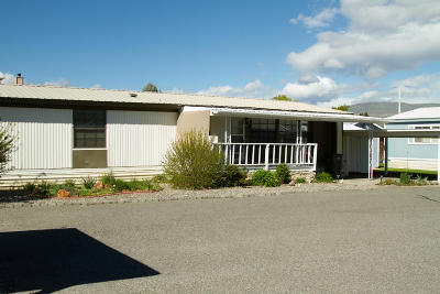 Wenatchee Manufactured Home For Sale: 1608 N Western Ave #13